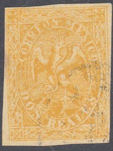 MEXICO  An old forgery of a classic stamp...................................C776