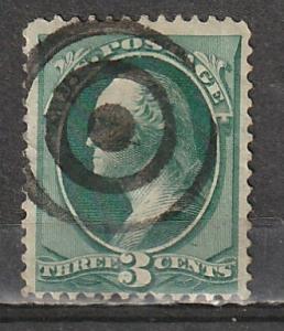 #136 United States Used (light thins)