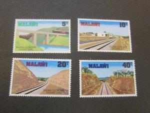 Malawi 1979 Sc 346-349 set MNH