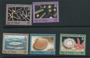 Isle of Man MUH SG 513 - 517
