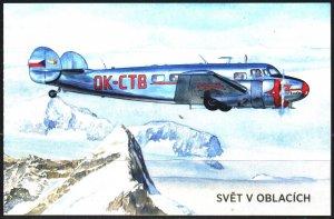 Czech Republic. 2019. Aviation, aircraft. MNH.