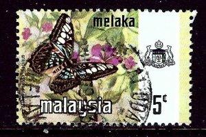 Malaysia-Malacca 76 Used 1971 issue    (ap4116)