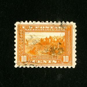 US Stamps # 404 Supurb Gem Used