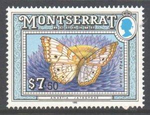 Montserrat Scott 817 - SG903, 1992 Insects $7.50 MNH**