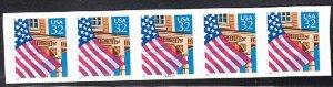 USA PNC SC# 2915A FLAG OVER PORCH $0.32c PL# 13231A SELF ADHESIVE- PNC5 MNH