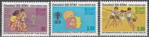 Sri Lanka #553-5 F-VF Unused  (SU3962)