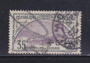 France B16 U Trench Of Bayonets