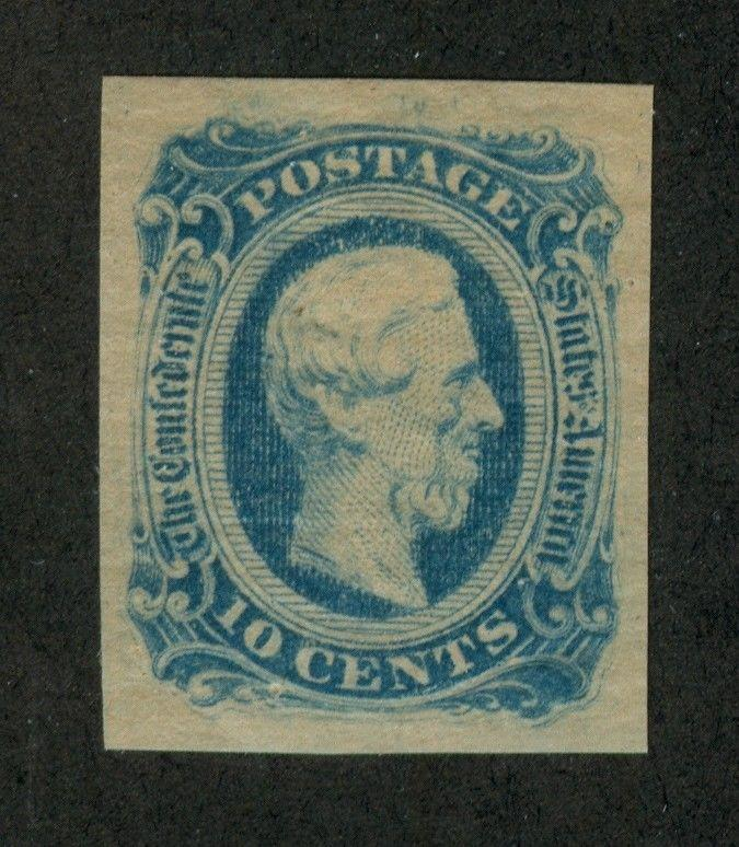 U.S. - Confederate States - 12 - EXTRA FINE - Never Hinged
