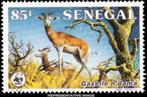 Senegal Scott 679 Mint never hinged.