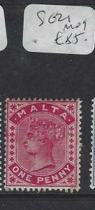 MALTA (PP1303B)  QV  1D  SG21  MOG