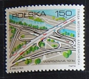 Poland, Lazenkovskaya track, (1302-T)