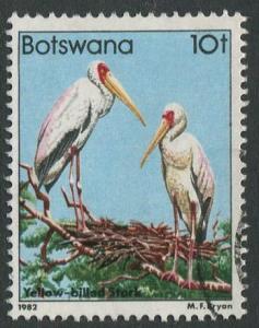 BOTSWANA 1982 - 10t USED