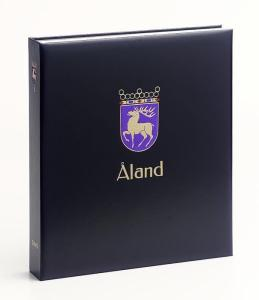 DAVO Luxe Hingless Album Aland II 2007-2018 in Color