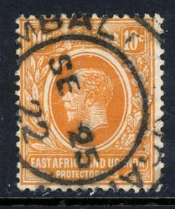 East Africa and Uganda Protectorates 43a Used