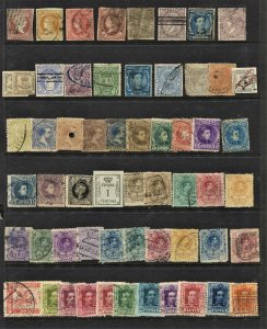 STAMP STATION PERTH Spain #58 Mint / Used - Unchecked