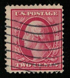 USA 1908 Benjamin Franklin 2с (ТS-1829)