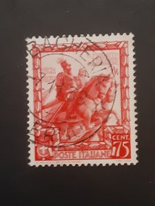 *Italy #405          Used