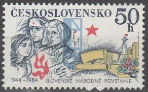 Czechoslovakia #2525 MNH F-VF (SU6106)