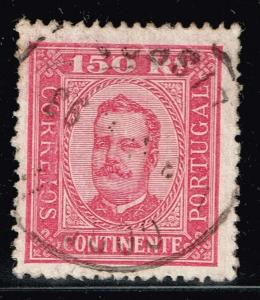 Portugal SC# 76, Used - Lot 112215