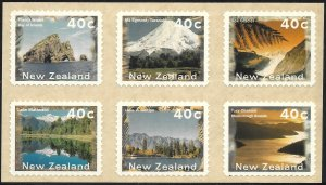 New Zealand # 1354 - 59 Mint Never Hinged