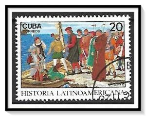 Caribbean #3466c Discovery Of America CTO