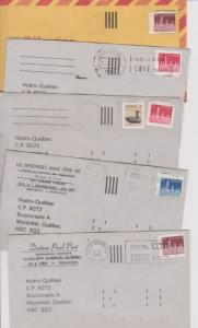 CANADA COVERS ODDITIES CENDERELLAS STAMPS LOT#C-197