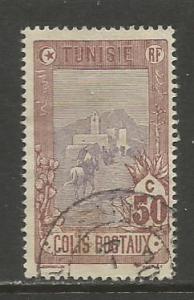 Tunisia  #Q6  Used  (1906)  c.v. $0.70