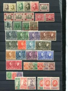 Belgium Collection Mint   - Lakeshore Philatelics