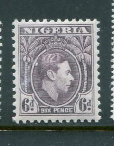 Nigeria #60 Mint - Penny Auction