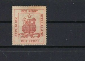 stellaland early  unused forgery stamp  ref r8937