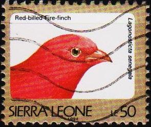 Sierra Leone. 1992 50L  S.G.1900B Fine Used