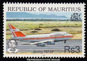 Mauritius Scott 770 Mint never hinged.