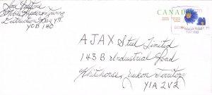 Canada Unitrade Envelope U183f