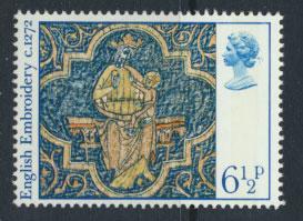 Great Britain SG 1018  - MUH - Christmas 1976