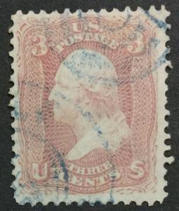 MOMEN: US #64b ROSE PINK USED #26365