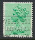 GB Machin 12½p  SG X899  Scott MH80 Used  please read details