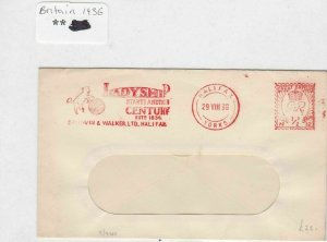 britain 1936 stamps cover Ref 8992