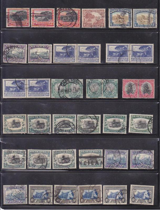 South Africa  Used  Singles Pairs and Duplication