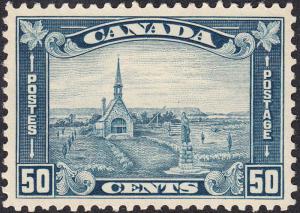 CANADA 175 VF MH (102618)