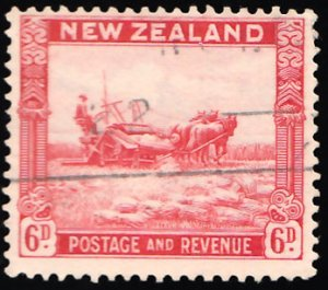 New Zealand Scott 193 Used.