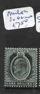 MALTA (PP1406B)  KE 1/-  SG 62  MOG