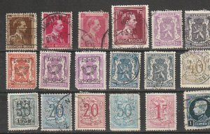 Belgium Used Lot #190815-1