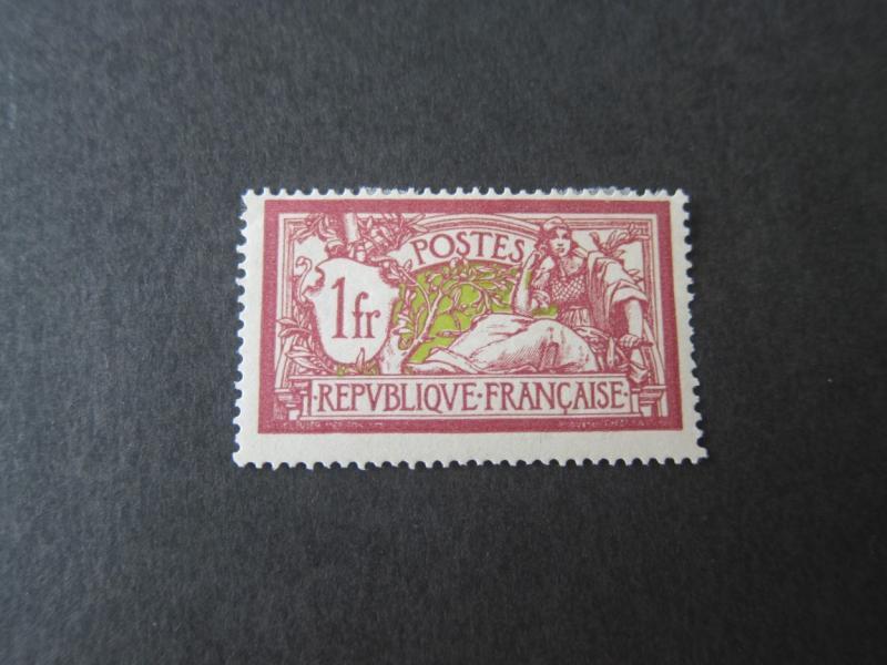 France 1900 Sc 125 MH