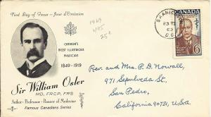 Canada 1969 Scott# 495 FDC