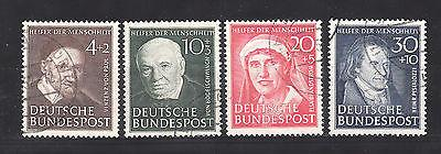 Germany #B320-23 Used VF