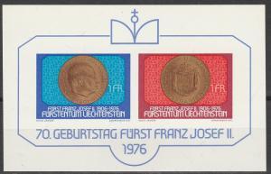 Liechtenstein #590  MNH  (S6150)