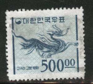 Korea Scott 374A used stamp