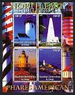 CONGO SHEET LIGHTHOUSES