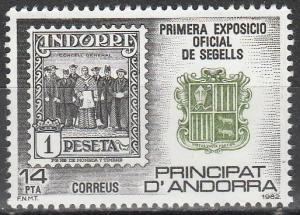 Andorra (Sp) #148 MNH (S8096)