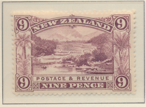 New Zealand Stamp Scott #80, Mint Hinged - Free U.S. Shipping, Free Worldwide...